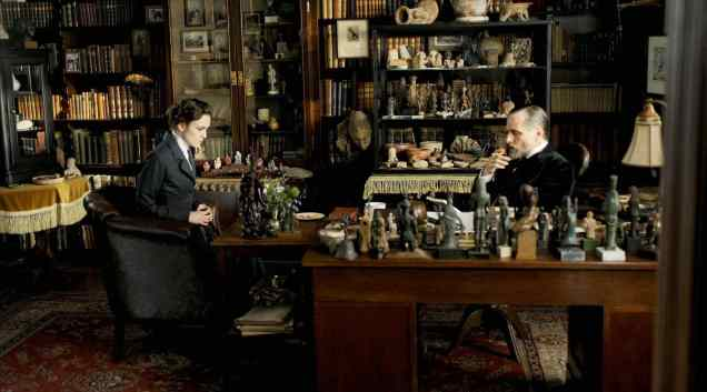 Sigmund Freud's Office