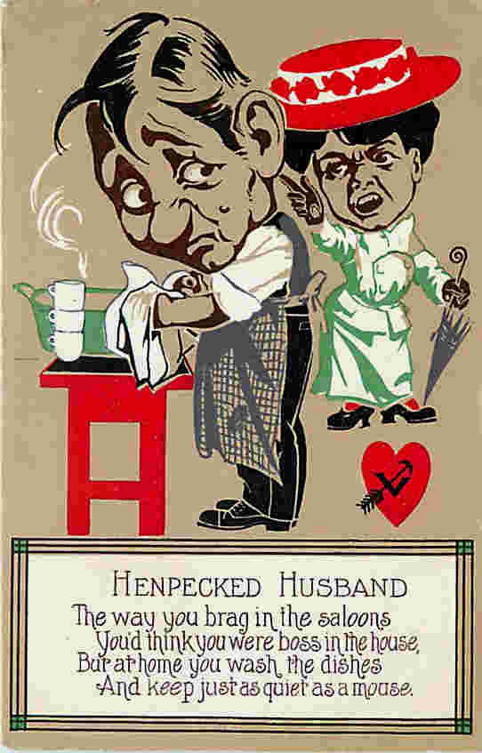 Tales Of The Henpecked Husband