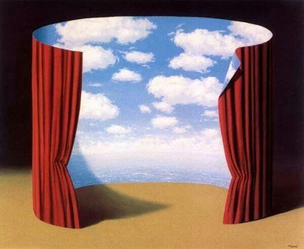 Resultado de imagen de magritte