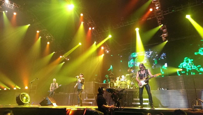 Scorpions Madrid 2014