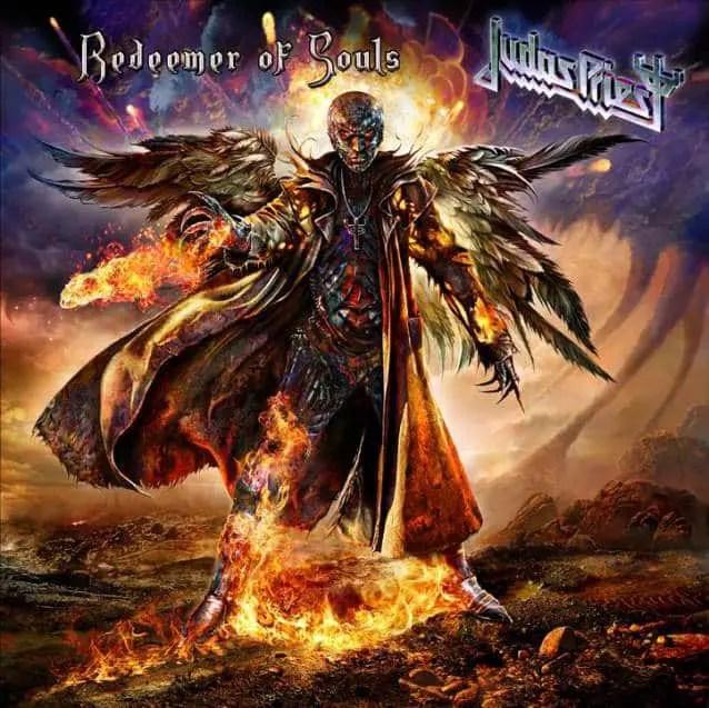 Judas Priest - Redeemer of Souls cover