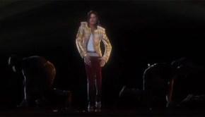 michael jackson holograma