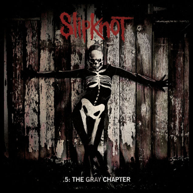 Slipknot- The Gray Chapter