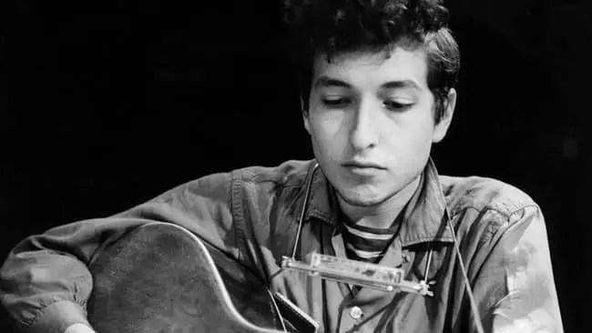Dylan en 1963