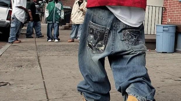 c9c9705cdb Historia del rap a través de los pantalones