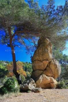Menhir de Montmirail