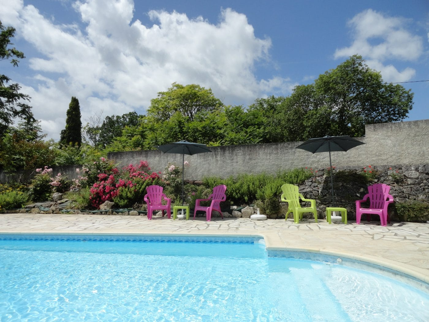piscine famille campagne cahors