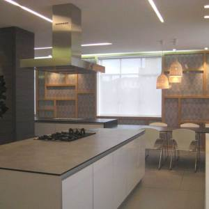 Showroom Formica