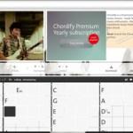 Youtube動画のコード(和音)進行をリアルタイムで表示できるChordifyが凄い!!