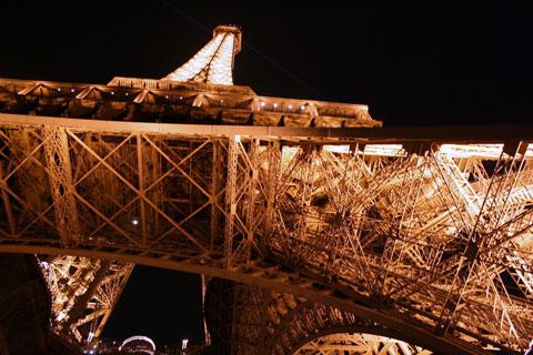 Parigi la torre Eiffel_icona