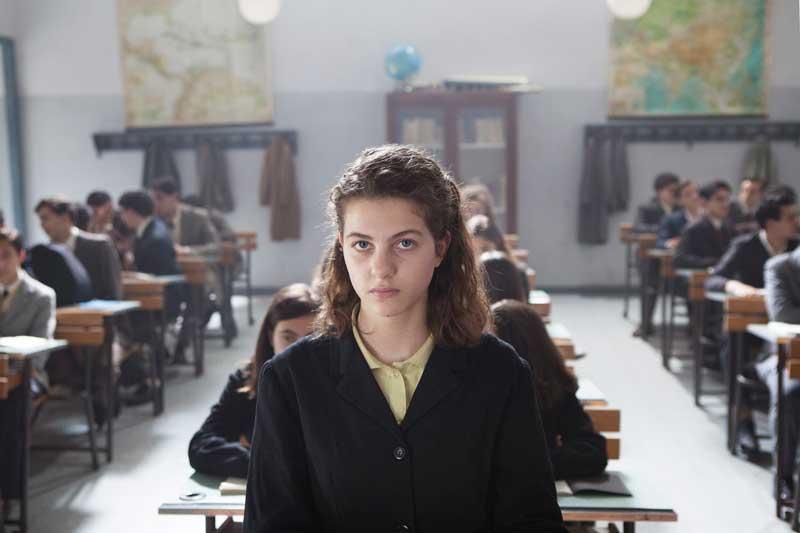 L'Amica Geniale, Margherita Mazzucco (Elena da adolescente) - Photo by Eduardo Castaldo