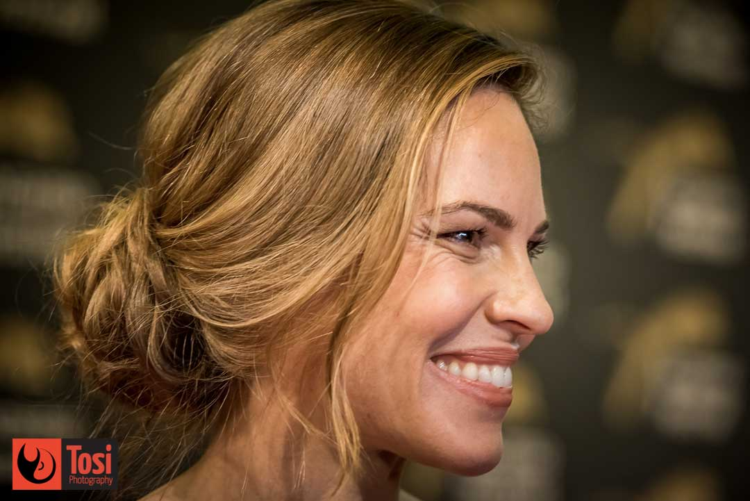 Hilary Swank in Piazza Grande a Locarno - Photo © Tosi Photogrphy