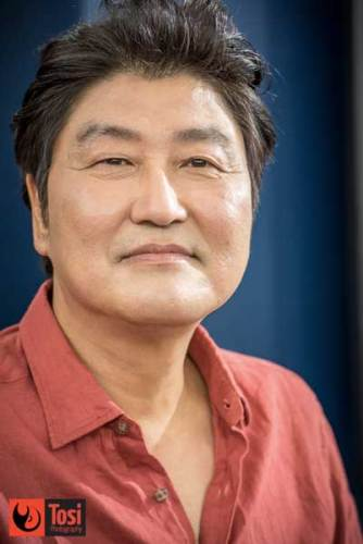 SONG Kang-ho a Locarno 72 - Photo by Tosi Photography