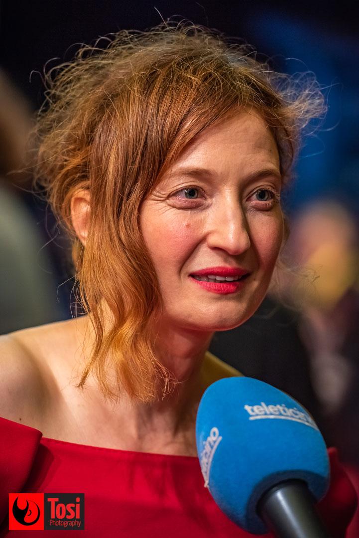 Tosi Photography © Alba Rohrwacher sul red carpet del film Magari