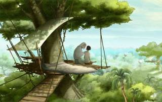 Una scena del film Le Voyage du Prince - Photo: courtesy of Locarno film festival