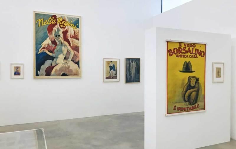 mostra max museo, scorcio dell'ultima - Photo: MaSeDomani