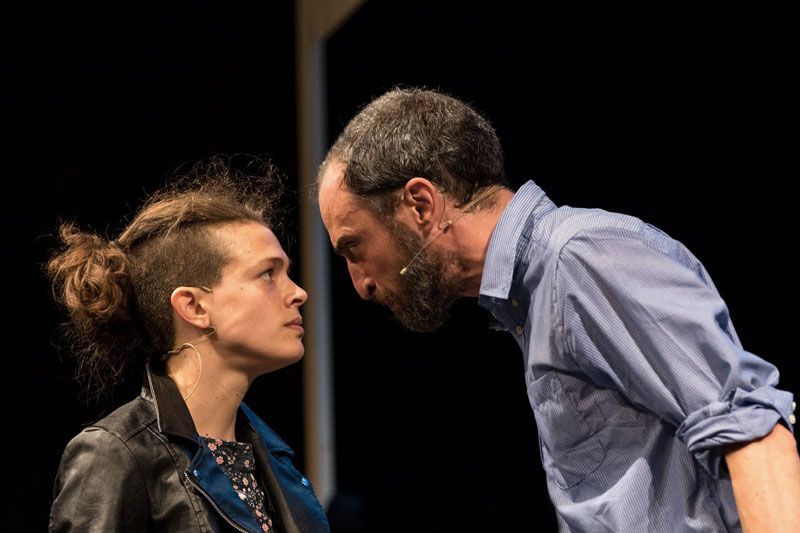 MTM Manifatture Teatrali: novembre vedrà sul palco del Teatro Leonardo anche Claudia Veronesi e Andrea Robbiano in Beata Gioventù