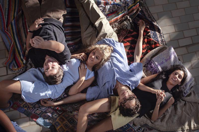 Una scena della serie L'Amica Geniale 2. Foto di Eduardo Castaldo.