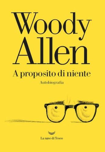La cover di A proposito di niente di Woody Allen
