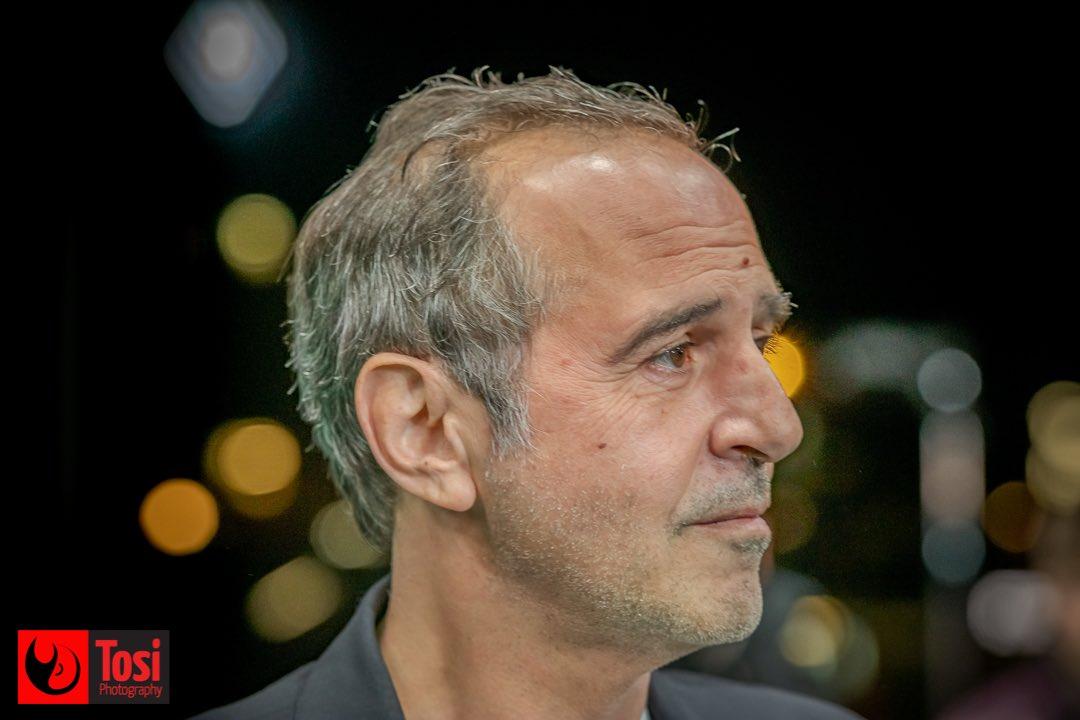 ZFF 2020 - actor Merab Ninidze © Tosi Photography