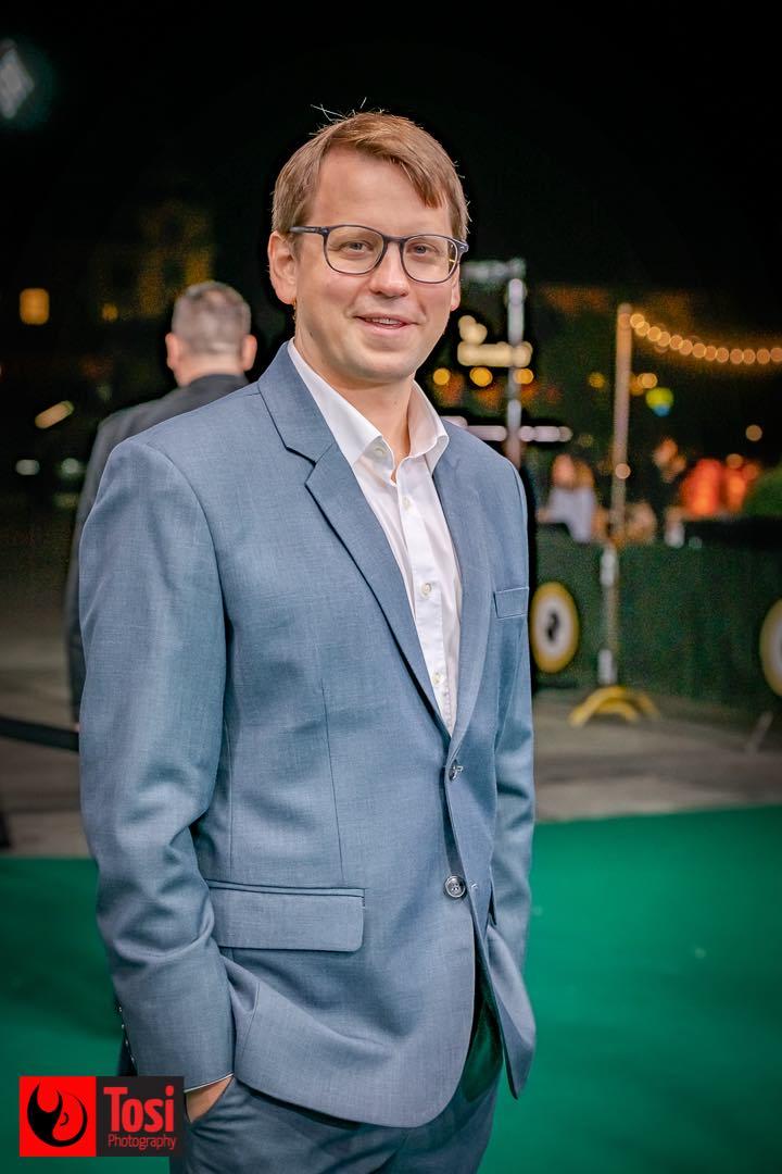 ZFF 2020 - composer Thomas Goralski © Tosi Photography