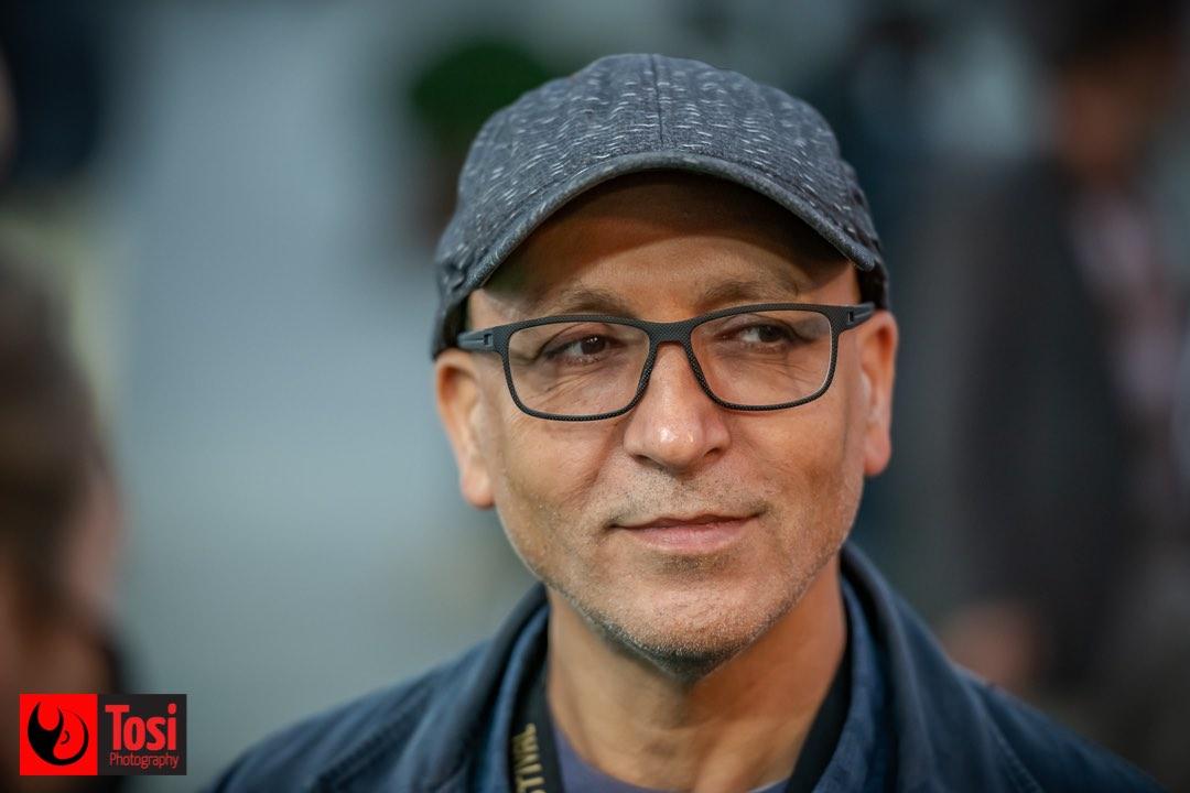 ZFF 2020 - il regista Jamshid Mojaddad © Tosi Photography