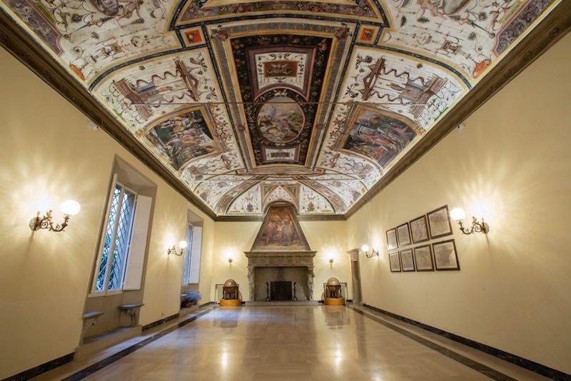 Giornate FAI d'Autunno 2020-Bologna, Palazzo Boncompagni-Foto Vaccaro Gian Carlo © FAI - Fondo Ambiente Italiano