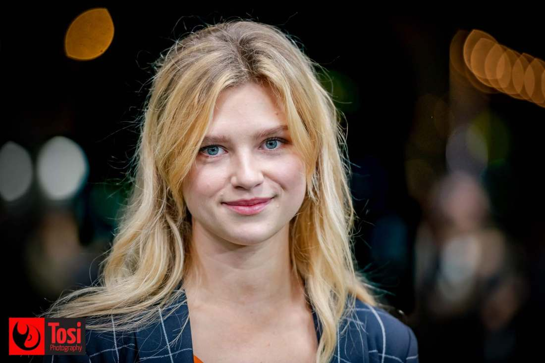 ZFF 2020 - director and actress Sinje Irslinger © Tosi Photography
