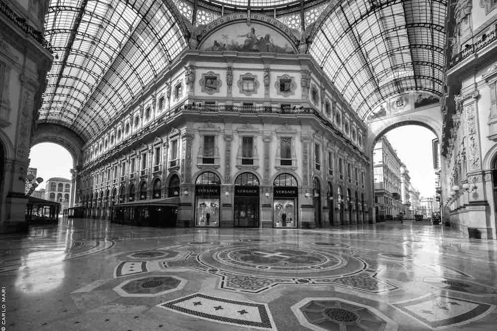 IO MILANO, Galleria © Carlo Mari