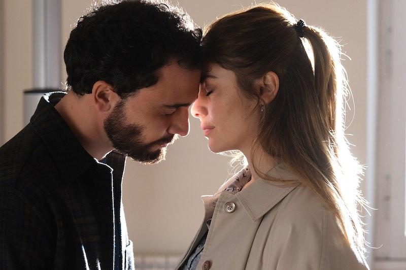Simone Liberati e Greta Scarano in Chiamami Ancora Amore © Fabrizio de Blasio.