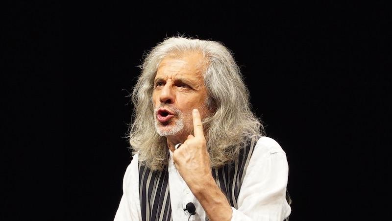 ALESSANDRO BERGONZONI. Ph Teatro Duse