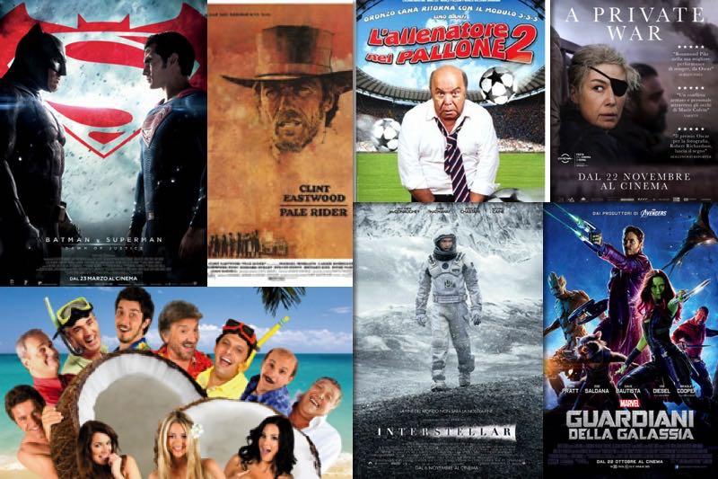 film da vedere in tv dal 31 maggio al 6 giugno