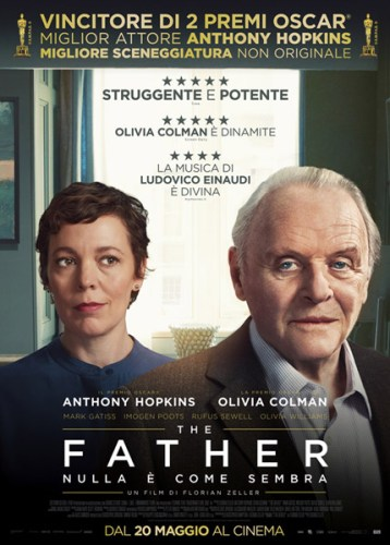 the father poster ita