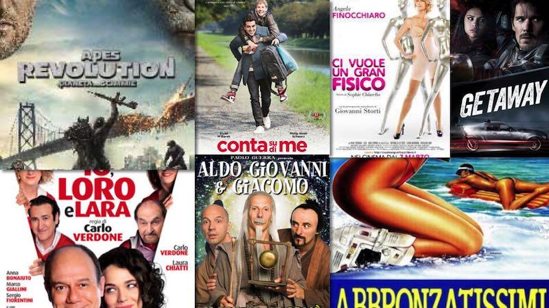 Cosa vedere stasera in televisione? Ecco i film da vedere in tv dal 14 al 20 giugno.