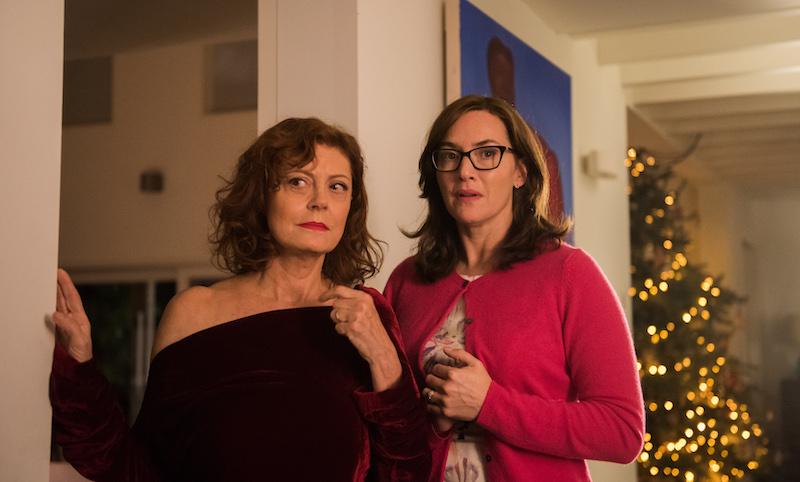 Susan Sarandon e Kate Winslet in Blackbird. Photo: courtesy of Sky Cinema.