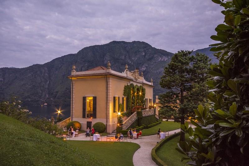 SER£ FAI D'ESTATE Villa del Balbianello (CO) all'imbrunire_Foto (C) Agnese Gottifredi_2016