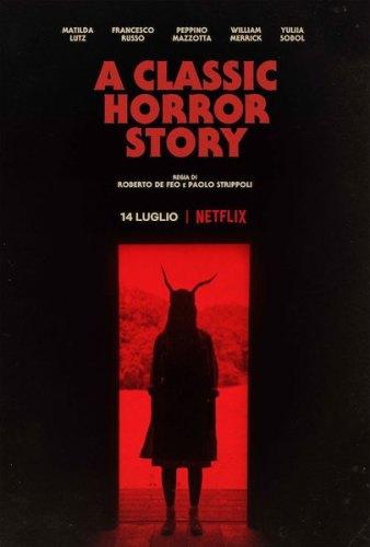 a classic horror story poster netflix