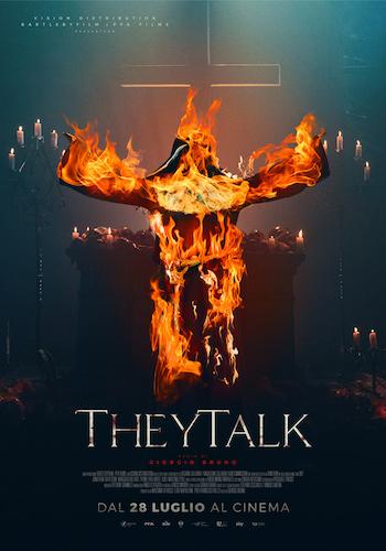they talk poster ita