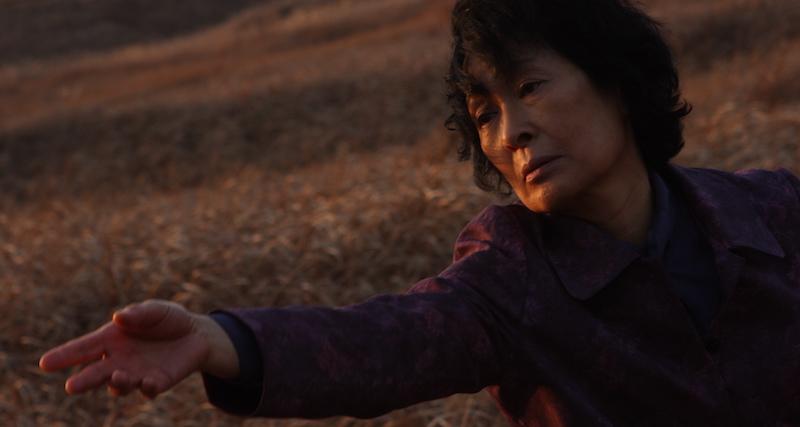 La protagonista del film MADRE. Photo: courtesy of P.F.A. Films.