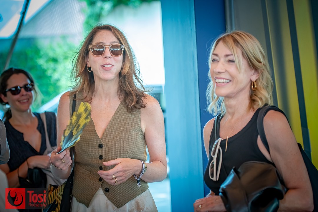 Tosi Photography-Locarno 2021-Conversation with Kim Gordon e Rachel Kushner 1