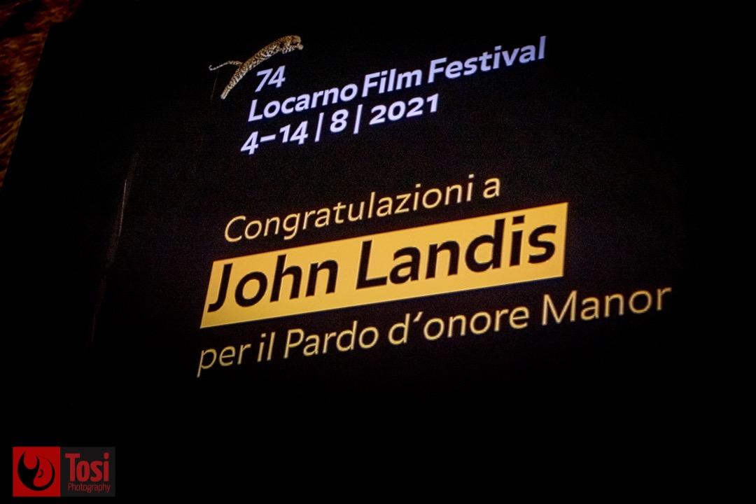 Tosi Photography-Locarno 2021-John Landis in PG-2