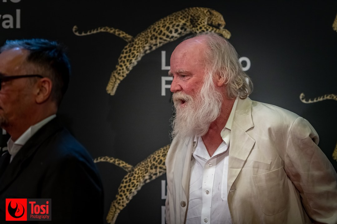 Tosi Photography-Locarno 2021-Red carpet Mad God-Phil Tippett