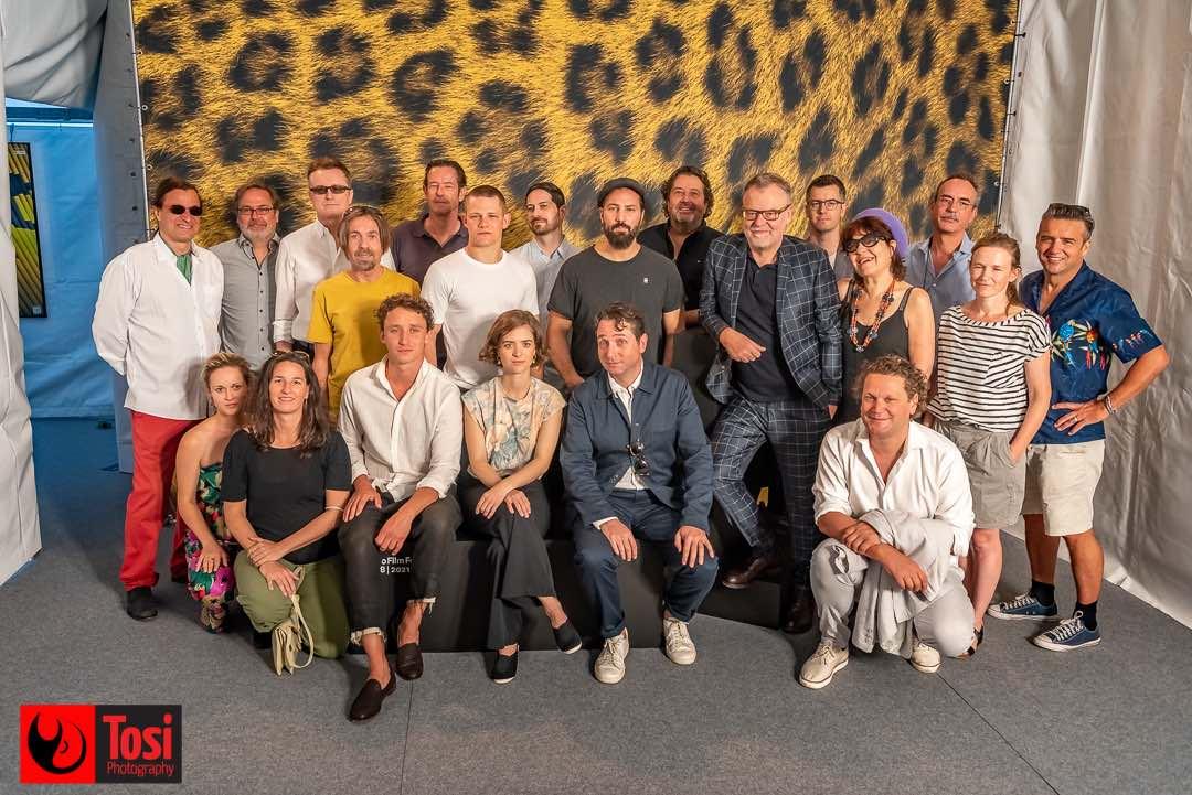 Tosi Photography - Locarno 2021 - photocall film Hinterland