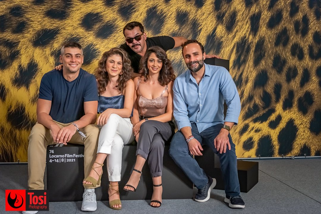 Tosi Photography-Locarno 2021-photocall film THE ALLEYS-cast