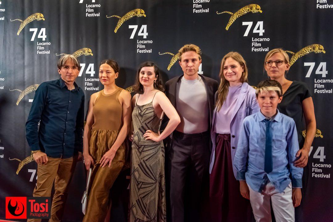 Tosi Photography-Locarno 2021-red carpet film monte verità-cast