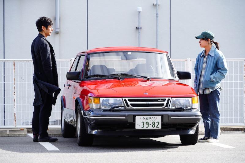 Drive my Car-Hidetoshi Nishijima and Tōko Miura- Tucker Film