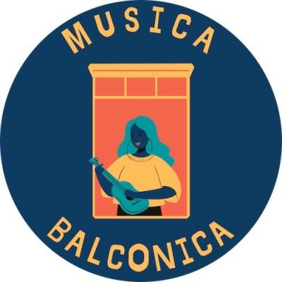 il logo del progetto Musica Balconica. Ph. press office