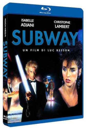 film subway cover blu ray