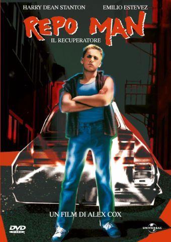 cover dvd Repo Man