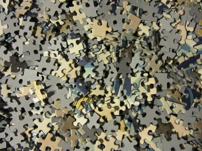 Tumpukan Puzzle merupakan masalah